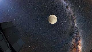 Download 4K   Luna Rossa - Montreal New Planetarium Video