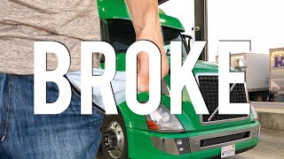 Download Trucking I AM BROKE and DUMB Video