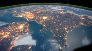 Download The View from Space - Earth's Countries and Coastlines Video