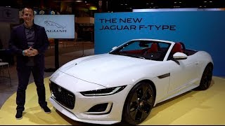 Download Is the updated 2021 Jaguar F-Type a sports car WORTH buying? Video