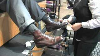 Download How To Polish Cordovan Shoes Video