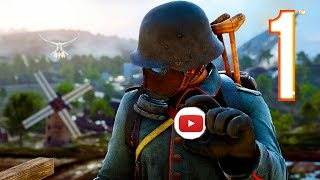 Download Battlefield 1 - Random & Funny Moments #16 (Flying Lessons, Double Rainbow!) Video