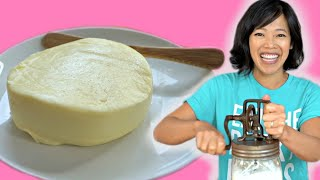 Download How to Make BUTTER with a 100-year Old Gadget - The Dazey Churn Video