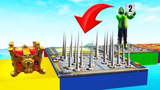 Download ROLL The CORRECT NUMBER Or DIE! (Fortnite Boardgame Battle) Video