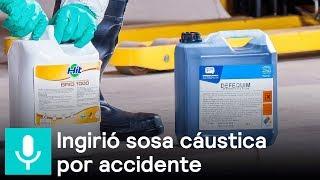 Download Niño ingiere sosa cáustica; errores médicos le causan graves lesiones - Al Aire con Paola Video