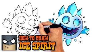 Download How to Draw Ice Spirit | Clash Royale Video