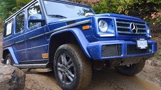 Download 2017 Mercedes G-Class-THE ULTIMATE OFF ROADER Video