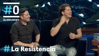 Download LA RESISTENCIA - Entrevista a Andy y Lucas   #LaResistencia 19.06.2018 Video