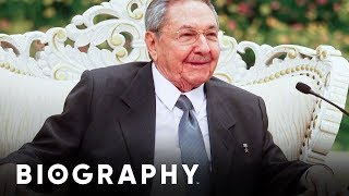 Download Mini Bio: Raul Castro Video