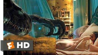 Download Jurassic World: Fallen Kingdom (2018) - Indoraptor vs Blue Scene (8/10) | Movieclips Video