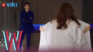Download W - EP 3 | Han Hyo Joo Flashes Lee Jong Suk Video