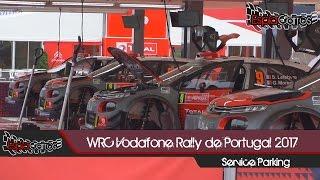 Download ★★★★★ WRC Vodafone Rally de Portugal 2017 - Service Park ( FULLHD ) 1080P/60FPS Video