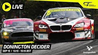 Download MAIN RACE - DONINGTON DECIDER - BRITISH GT 2019 Video
