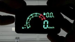 Download Add a Fighter Jet style HUD to your car (2012 Video - old info) Video