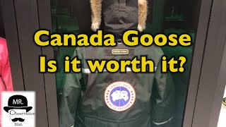 Download Best Winter Jacket? Canada Goose vs. Northface Video
