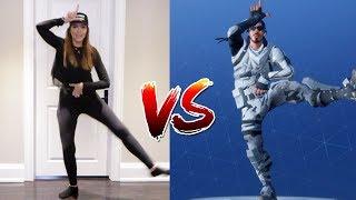 New Fortnite Season 4 Leaked Dances In Game Star Power Zany