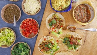 Download Laila Ali's Loaded Ground Turkey Tacos Video