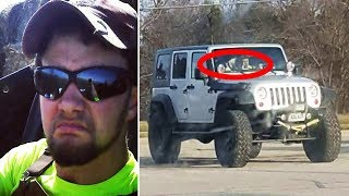 Download Man spots odd silver jeep at Walmart for weeks, decides to approach driver Video