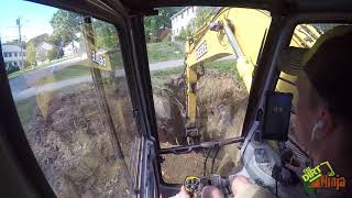 Download Stumping And Grading Project - John Deere 200 + Engcon Tiltrotator Video