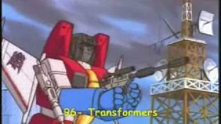 Download 101 Great TV Cartoons in 10 min. (From my childhood to now) Video