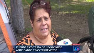 Download Puerto Rico trata de levantarse ante daños de terremotos. #NTelemicro5 13 de enero 2020. Video