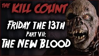 Download Friday the 13th Part VII: The New Blood (1988) KILL COUNT Video
