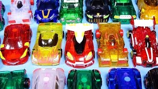 Download 25대 터닝메카드 변신 장난감 25 MeCard cars card transforming robot car toys カード変身車のおもちゃ Video
