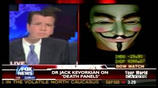 Download Anonymous Hacks Fox News Live on Air - 2015 Video