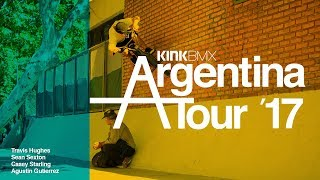 Download Kink BMX Team Destroys Argentina! Video