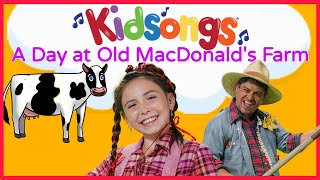 Download Kidsongs:A Day at Old MacDonald's Farm | Mary Had a Little Lamb | nursery rhymes for kids | PBS Kids Video