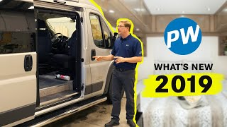 Download What's New for 2019 at Pleasure-Way Video