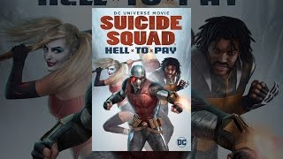 Download DCU: Suicide Squad: Hell to Pay Video