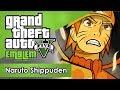 Download Grand Theft Auto 5 - Naruto Shippuden Emblem [ Kyuubi mode ] Video