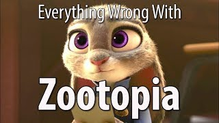 Download Everything Wrong With Zootopia In 9 Minutes Or Less Video