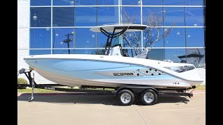 Download 2019 Scarab 255 OID For Sale at MarineMax Dallas Video
