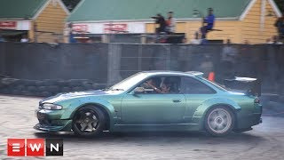 Download Drift City 2017: Burning rubber, smoking engines and skid marks Video