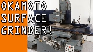 Download Installing Okamoto Surface Grinder! Video