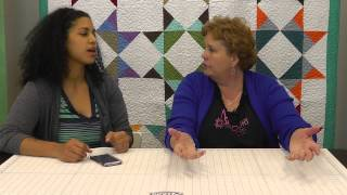 Download Interview with Jenny Doan of Missouri Star Quilt Company! Video