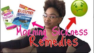 Download Morning Sickness Is A B****| My Top 5 Remedies Video