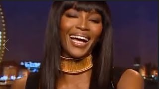 Download Naomi Campbell's Shades Are Really Entertaining. Video