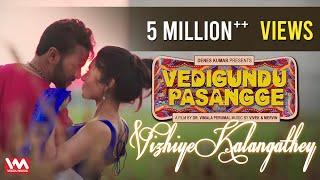 Download Vedigundu Pasangge - Vizhiye Kalangathey OST | Sathyaprakash, Sakthisree Gopalan Video