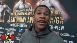 Download DEVIN HANEY: ″I'LL BEAT BRONER'S ASS″...″BRONER IS A GONER″ - MAYWEATHER SR Video