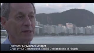 Download World Health Organization video: Social Determinants of Health Video