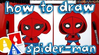 Download How To Draw Spider-Man Homecoming Video