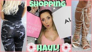 Download Shopping Haul - Shoes, Makeup, Leggings & MORE! Video