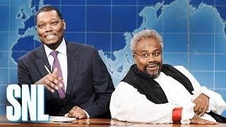 Download Weekend Update: Bishop Michael Curry - SNL Video