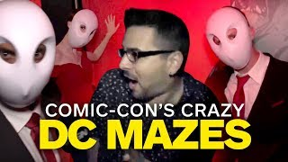 Download Exploring the Vast DC Universe - Comic Con 2018 Video