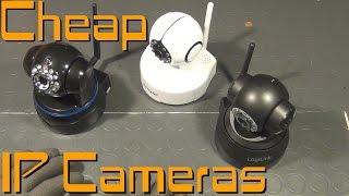 Download Cheap IP Camera Basics + Product Reviews Video