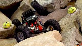 Download RC ADVENTURES - TEDS GARAGE - RC ROCK CRAWLER Competitions! Video