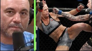 Download Joe Rogan | What is the Difference Between Male & Female MMA Fighters w:Gabby Reese Video